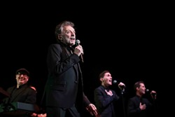 Frankie Valli & The Four Seasons: Saturday, Feb. 15 @ Tucson Convention Center - COURTESY PHOTO