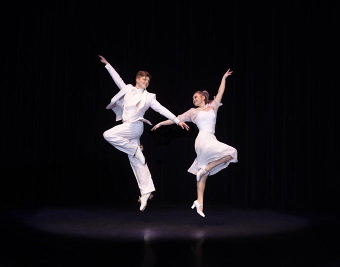 University of Arizona Dance, featuring Brendan Kellam and Bri Mul - ED FLORES