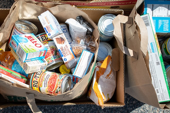 A donation by an Oro Valley resident.