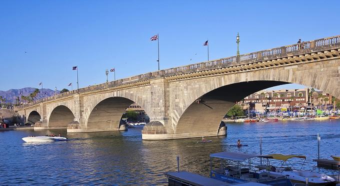 London Bridge, Lake Havasu City, AZ - BIGSTOCK