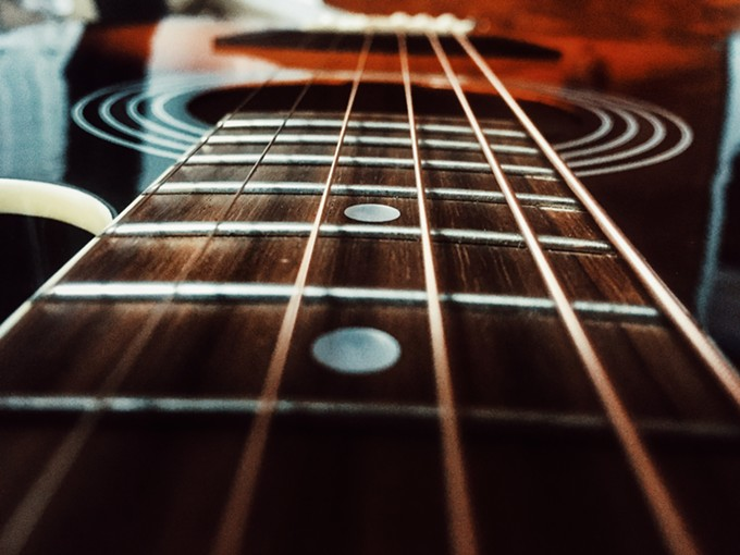 """Submission for Shae Bitters entitled """"My Guitar"""""""