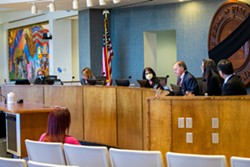 Pima County Supervisors continues to grapple with restaurant regulations. - COURTESY PIMA COUNTY