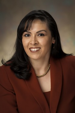 Adriana Kong-Romero, Tucson market president, Bank of America - COURTESY PHOTO