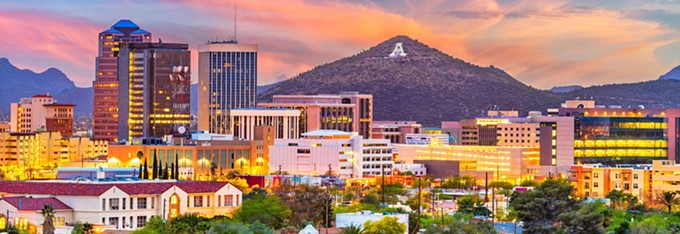 Tucson Skyline - COURTESY PHOTO