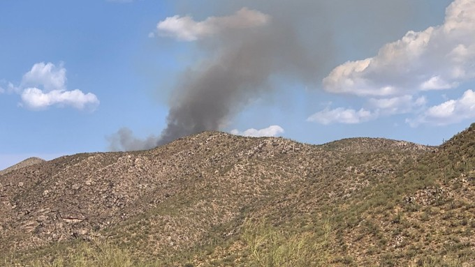 PHOTO BY ARIZONA DEPARTMENT OF FORESTRY AND FIRE MANAGEMENT