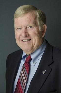 Marana Mayor Ed Honea - COURTESY PHOTO
