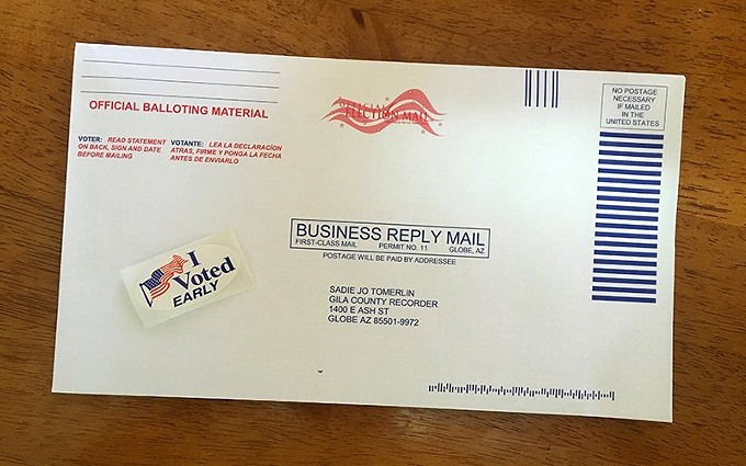 Early voting begins on Oct. 7 and it is recommended that ballots be mailed in by Oct. 27 to ensure they arrive on time. That\u2019s basically 20 days to research national, state and local races with candidates and issues, mark the ballot and put it in the mail so it arrives in time to be counted. - PHOTO BY ALAN LEVINE/CREATIVE COMMONS