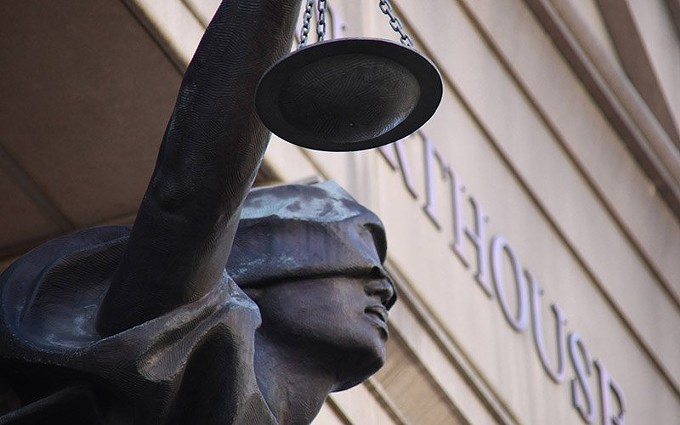 Arizona Secretary of State Katie Hobbs' office was in federal court Monday and Tuesday of this week, defending the state's laws on voter registration and mail-in voting just weeks before Election Day. - PHOTO BY TIM EVANSON, CREATIVE COMMONS