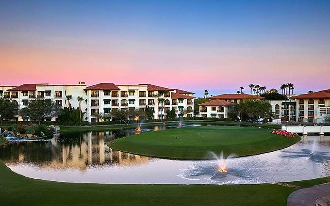 New Mexico State men's basketball team will be staying at the Arizona Grand Resort and Spa for at least the next five weeks because of COVID-19 restriction in its state. - ARIZONA GRAND RESORT & SPA