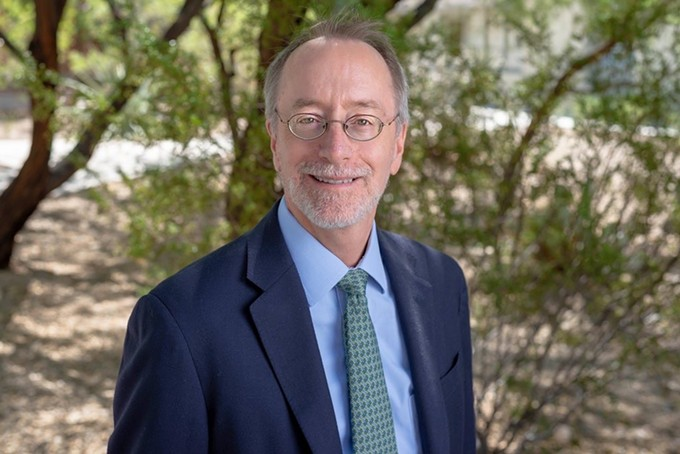 """We keep thinking it's gotten as bad as it's gonna get, and then it gets a little bit worse,"" says George Hammond, the director of the Economic and Business Research Center at the University of Arizona's Eller College of Management. ""We're in a situation that seems even worse than what we thought. But that's a big source of uncertainty that we're gonna have to continue to track and have to continue to account for in forecasts."" - COURTESY PHOTO"
