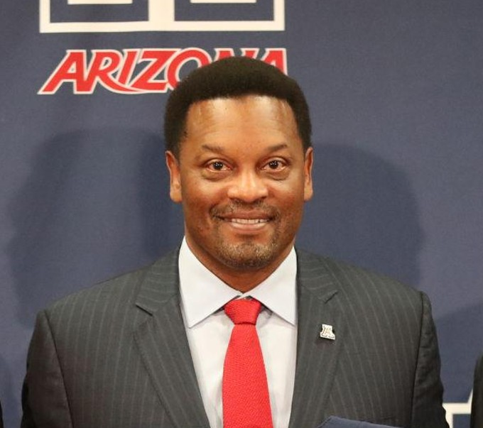 UA Football Coach Kevin Sumlin was fired this weekend after the Cats suffered their worst loss since Harry Truman was president. - ARIZONA ATHLETICS