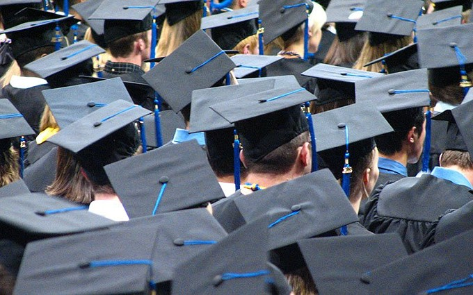 A change in rates for federally subsidized student loans could affect as many as 7 million Americans and, by one estimate, 450,000 Arizonans. - JECOPHOTO