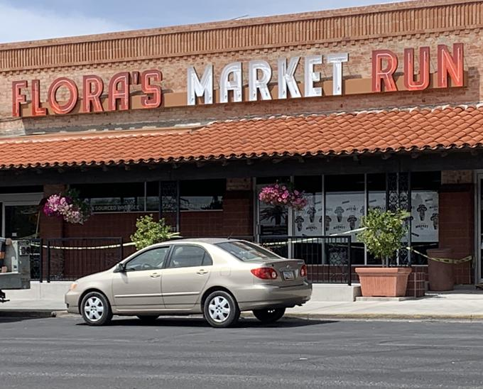 The former Rincon Market building is being updates by the team behind Prep and Pastry, Commoner and Co. and August Rhodes Bakery. - AUSTIN COUNTS