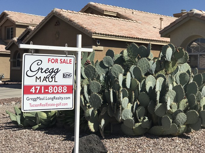 Homes for sale around Tucson can receive multiple offers during their first day on the market, forcing buyers to act quickly — sometimes not even seeing the property prior to purchasing. - BANDIT RIVEREDGE