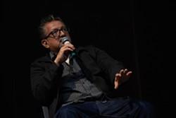 Lalo Alcaraz - MINGSON LAU, CRONKITE NEWS