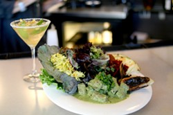 Cafe Poca Cosa is known for it's fresh, inventive take on Mexican regional cuisines. - HEATHER HOCH