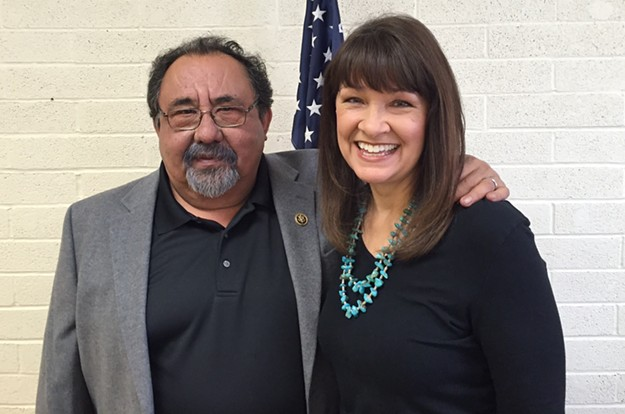 "Victoria Steele: When elected, I look forward to working with Congressman Grijalva on all the progressive issues he has championed."" - JIM NINTZEL"