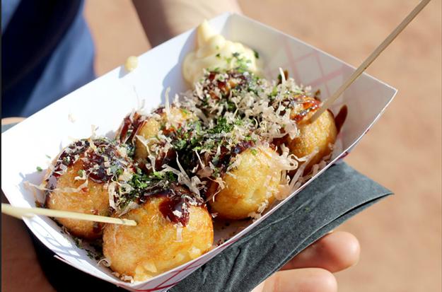 It's takoyaki time! - HEATHER HOCH