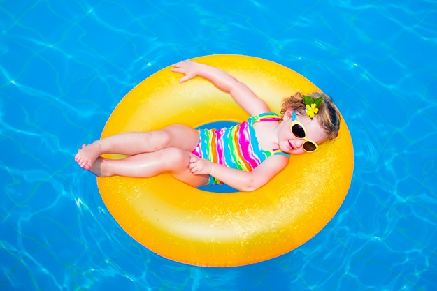 Don't forget to pack sunscreen, a towel and sassy sunglasses. - BIGSTOCK