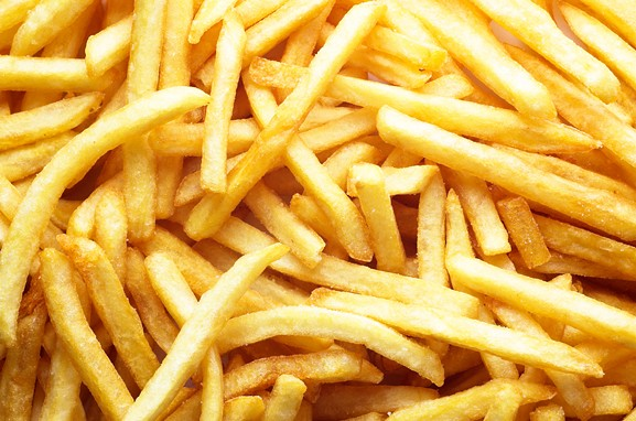 All of the fires on this list are way more delicious than the fries in this photo look. - BIGSTOCK