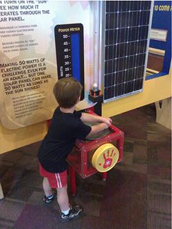 Tucson Children's Museum Electri-City Exhibit
