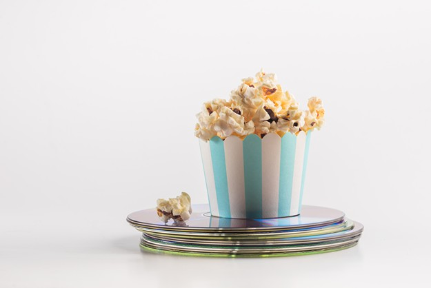 Yeah, that's not going to be enough popcorn. - BIGSTOCK