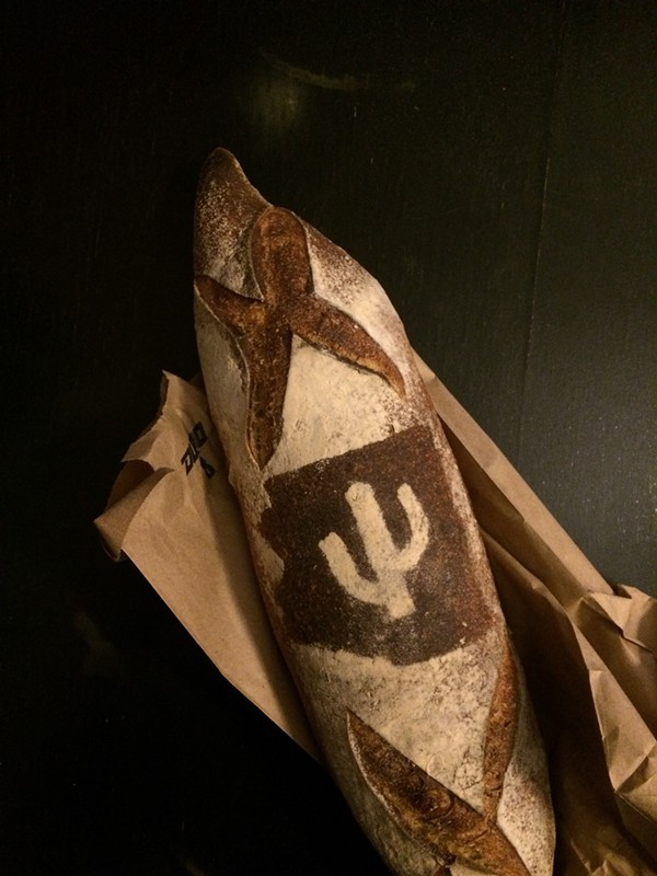 Local favorite Barrio Bread is heavily featured in the NYT piece. - HEATHER HOCH