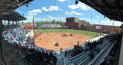 Batter up! It's a new day at Rita Hillenbrand Stadium
