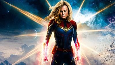 Star Bores: Captain Marvel
