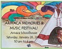 Arivaca Memories and Music Festival