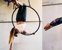 Introduction To Aerial Silks & Lyra Workshop