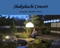 Spring Moon Shakuhachi Concert