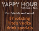 Yappy Hour at Playground Bar & Lounge