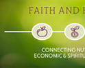 Faith and Health: Connecting Nutritional, Economic & Spiritual Wellness