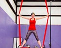 Beginner/Intermediate Aerial Silks