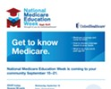 National Medicare Education Week: Free Event for Seniors and Families with Medicare Questions