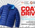 Coat Drive - Let's Share the Warmth!