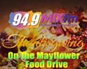 Thanksgiving on the Mayflower