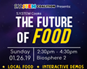 S.Y.STEM Cooks: The Future of Food