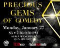 Precious Gems of Comedy with Michael Longfellow