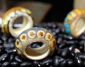 To Bead True Blue - Colors of the Stone - Tucson Artisan Workshops