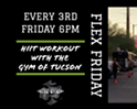 Flex Friday HIIT Workout with The Gym of Tucson