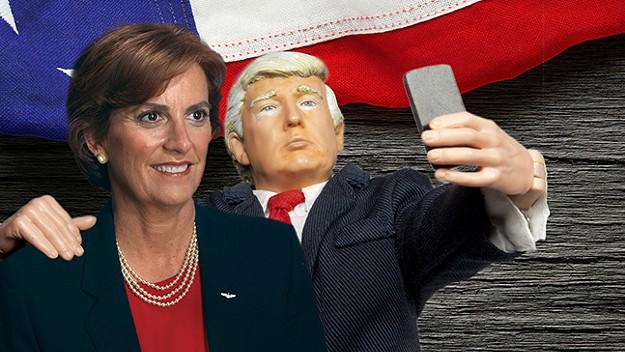 Donald's Girl
