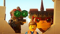 Snap-Together Sequel: Lego Movie 2