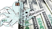 Cash For the Koch's University Outposts: Watch This Budget Item