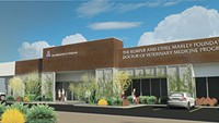 UA Vet School in Oro Valley Receives Approval