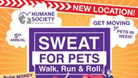 Fifth Annual Sweat For Pets