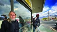 Tucson Salvage: A Pandemic Day at Circle K