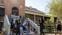 March For Justice Tucson June 3 Rally
