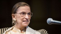 Ginsburg's decades on high court included numerous Arizona rulings